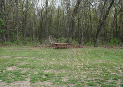 Tent Site #407